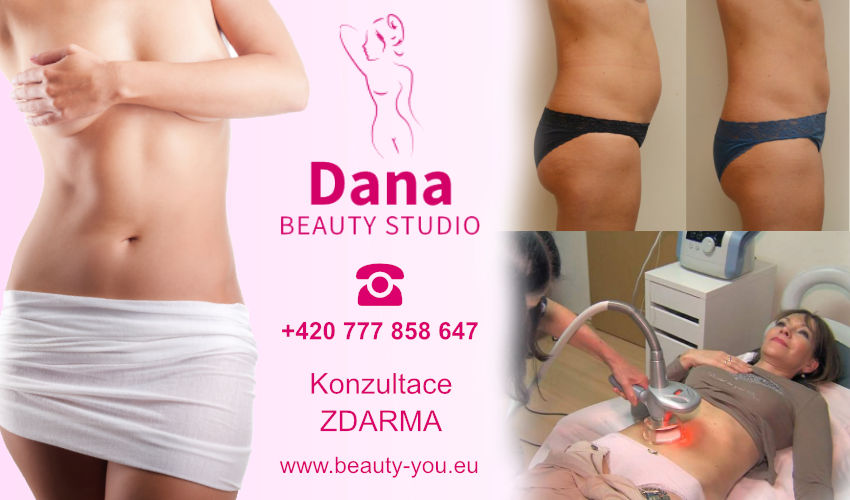 Nový web Beauty studia Dana