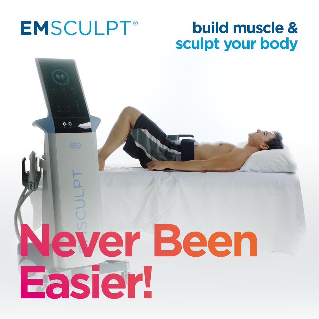 EMSCULPT - posiluje svaly a odstraní tuk, Beauty Studio Dana, Praha 9