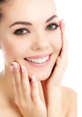 Ošetření akné pomocí kyslíkové kosmetiky. Praha 2, Beauty studio Dana